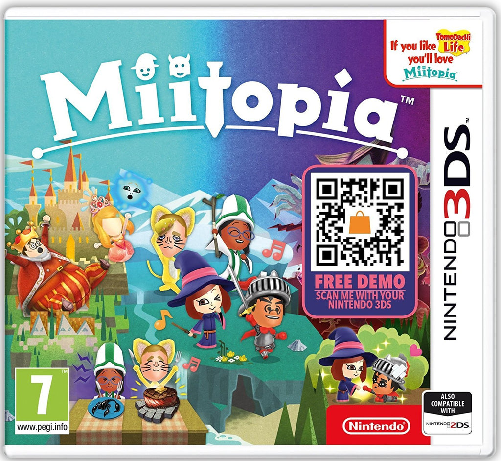 Miitopia (3DS) - GameIN