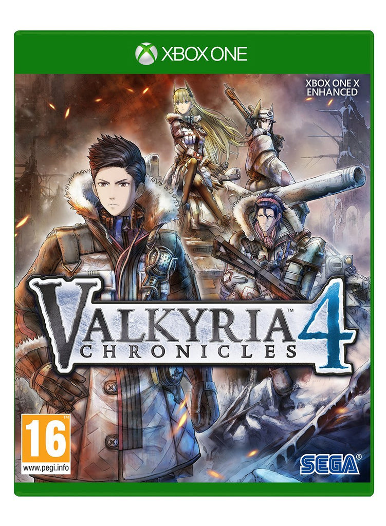Valkyria Chronicles 4 (Xbox One) - Offer Games