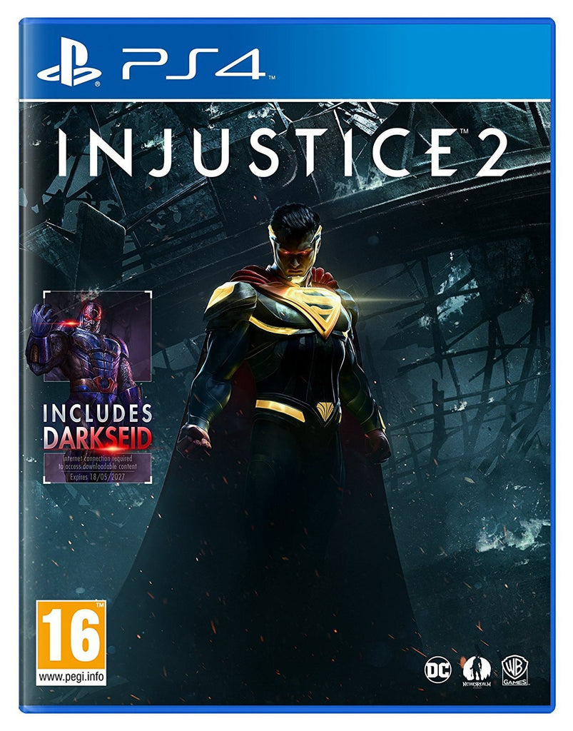 Injustice 2 (PS4) - Offer Games