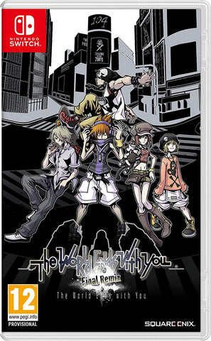 The World Ends With You - Final Remix (Nintendo Switch)