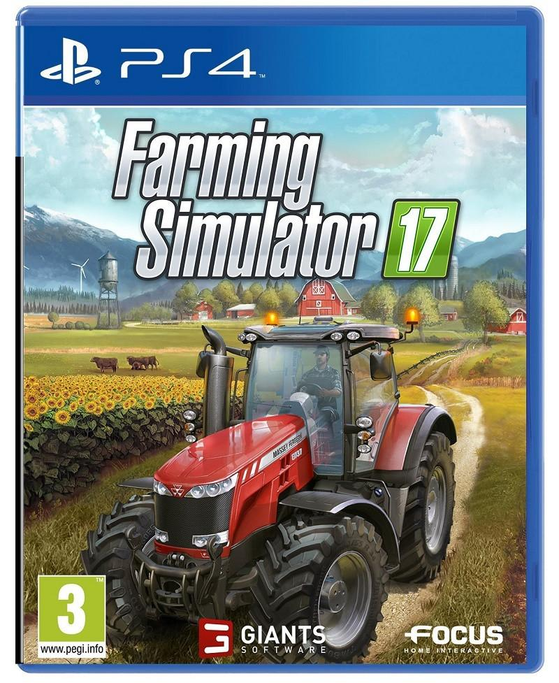 Farming Simulator 17 (PS4) - Offer Games