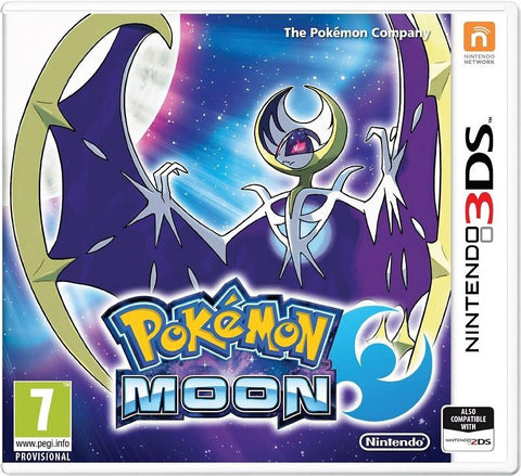 Pokémon Moon (3DS) - Offer Games