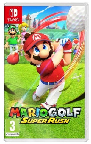 Mario Golf Super Rush (Nintendo Switch)