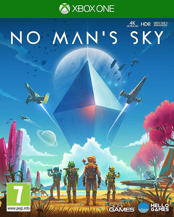 No Man's Sky (Xbox One) - Offer Games