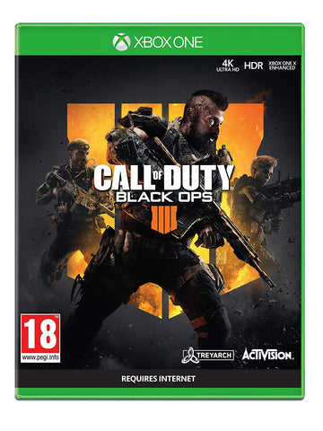 Call of Duty: Black Ops 4 - English/Arabic Box (Xbox One) - Offer Games