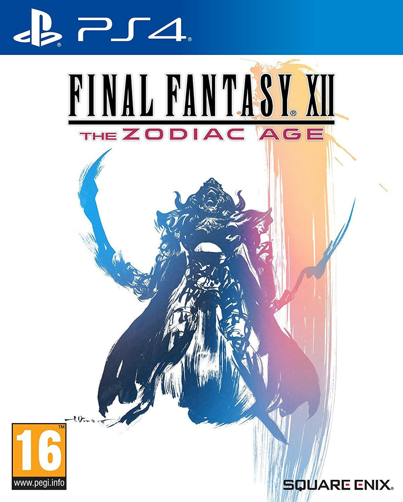 Final Fantasy XII The Zodiac Age (PS4) - GameIN