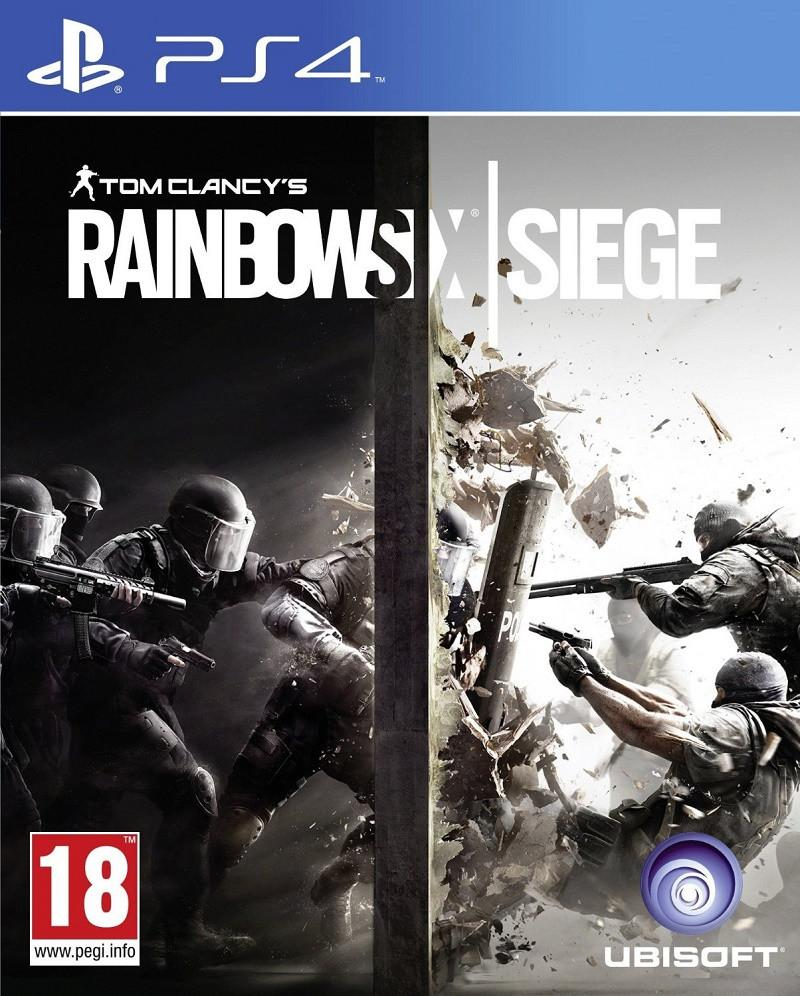 Tom Clancy's Rainbow Six Siege (PS4) - Offer Games