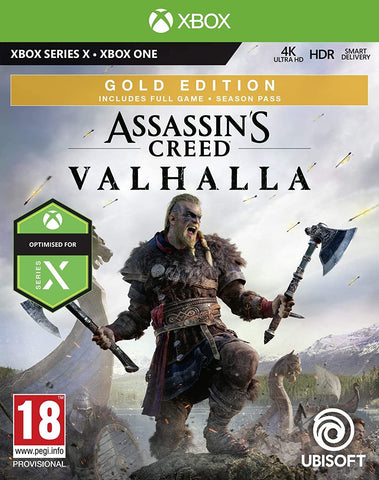Assassin's Creed Valhalla Gold (Xbox Series X)