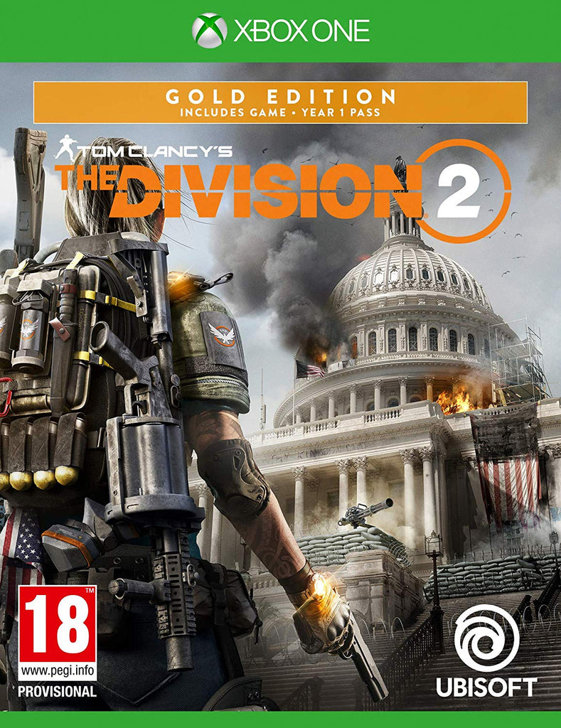 Tom Clancy's The Division 2 Gold Edition (Xbox One) - Offer Games