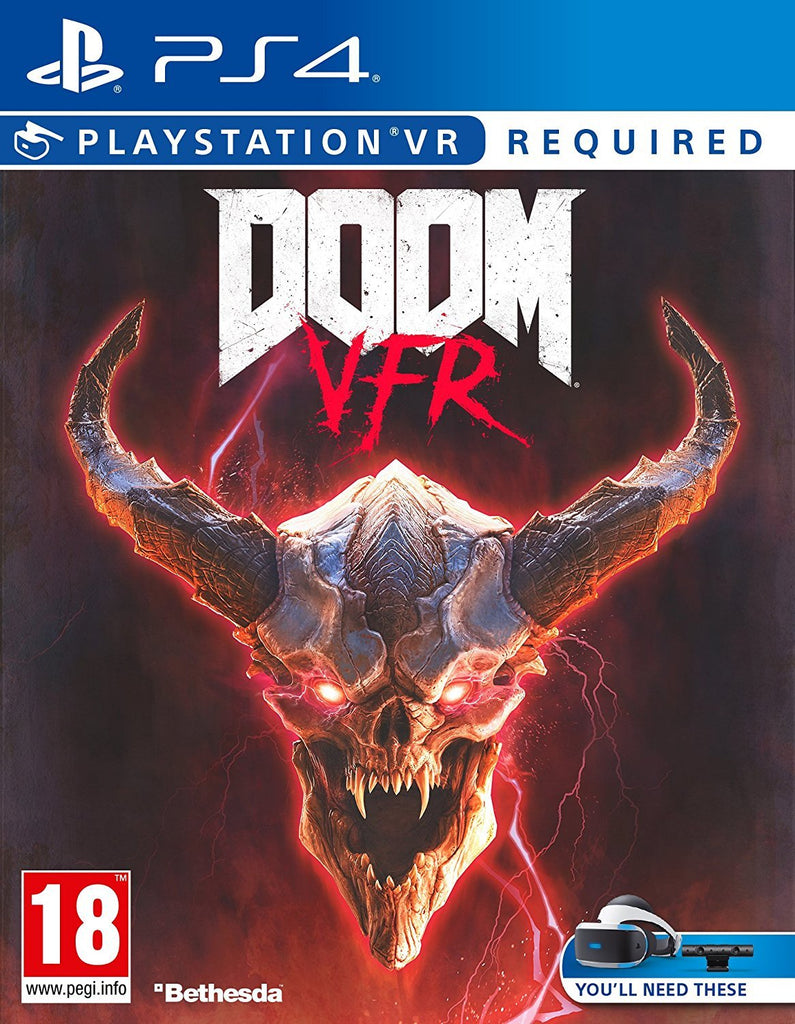 Doom VFR (PSVR) - Offer Games