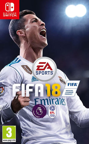 FIFA 18 - USED (Nintendo Switch)