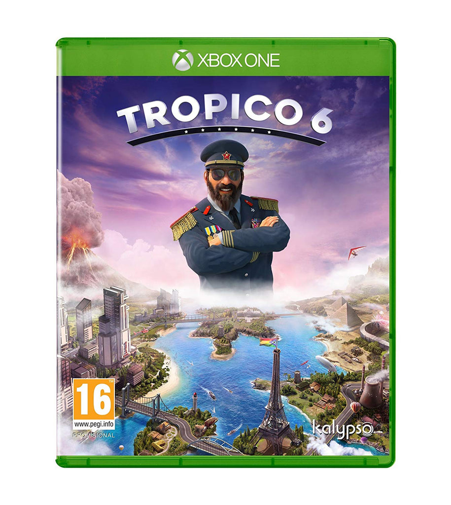 Tropico 6 (Xbox One) - Offer Games
