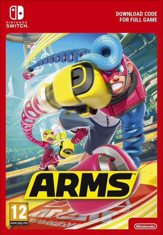 Arms (Nintendo Switch Download)