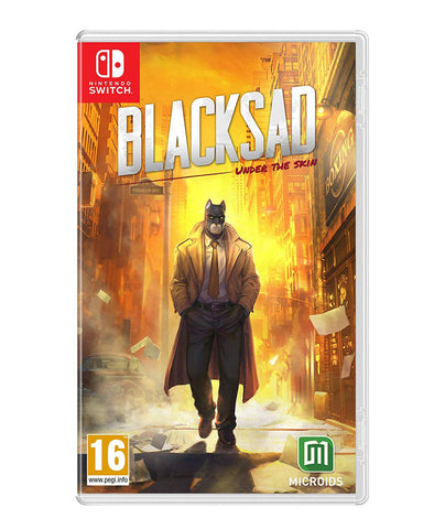 Blacksad: Under the Skin (Nintendo Switch) - Offer Games