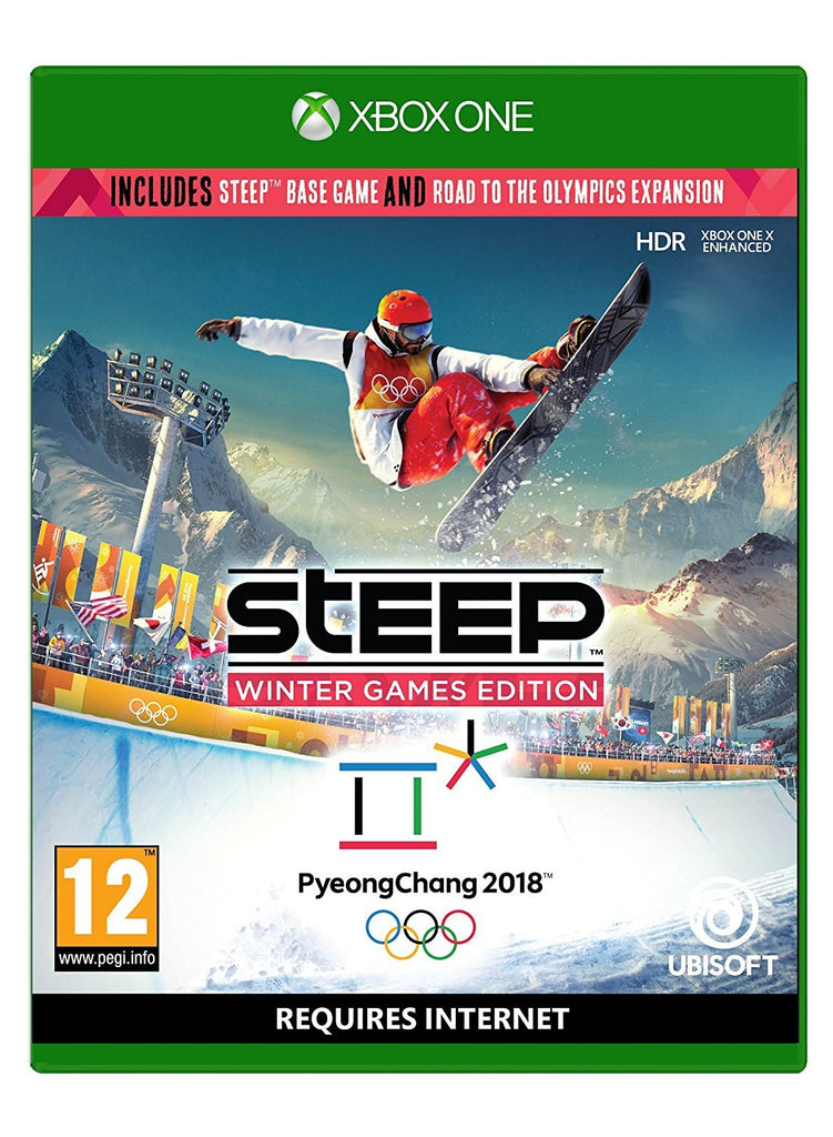 Steep Road To The Olympics (Xbox One) - Offer Games