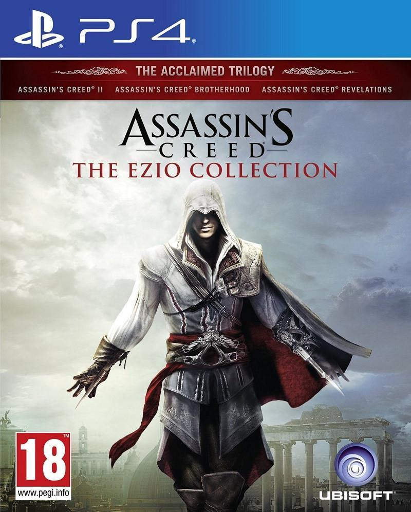 Assassins Creed The Ezio Collection (PS4) - Offer Games