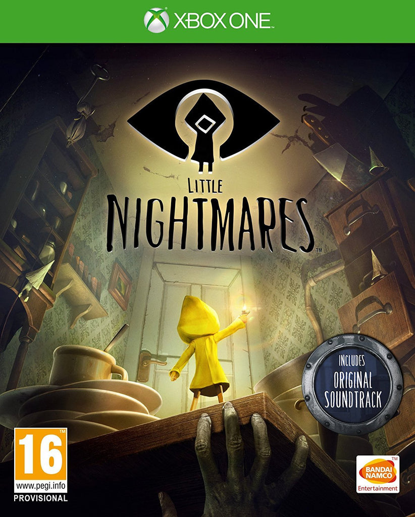 Little Nightmares (Xbox One) - Offer Games