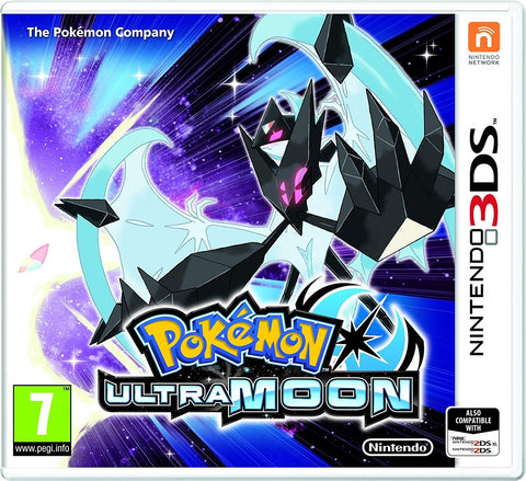 Pokémon Ultra Moon (3DS) - Offer Games