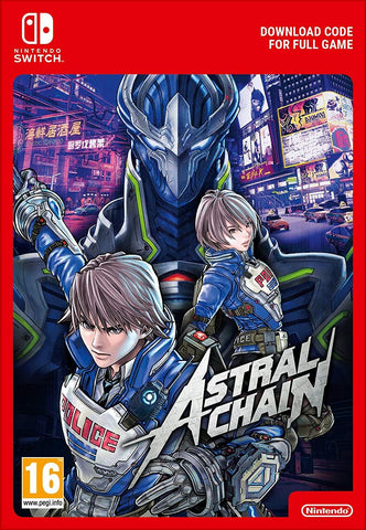 Astral Chain (Nintendo Switch Download)
