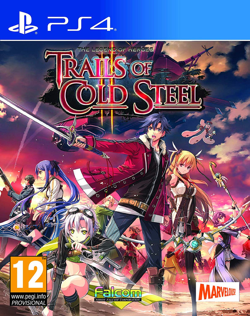 The Legend of Heroes: Trails of Cold Steel II (PS4) - Offer Games