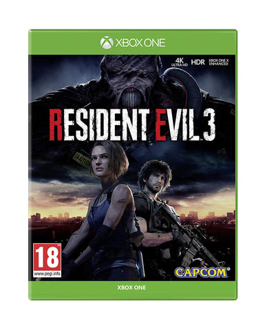 Resident Evil 3 (Xbox One) - Offer Games