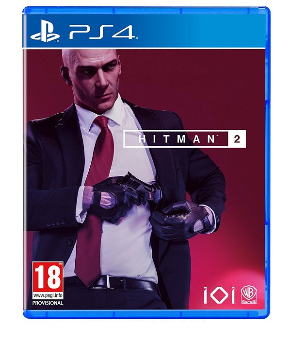 Hitman 2 (PS4) - Offer Games