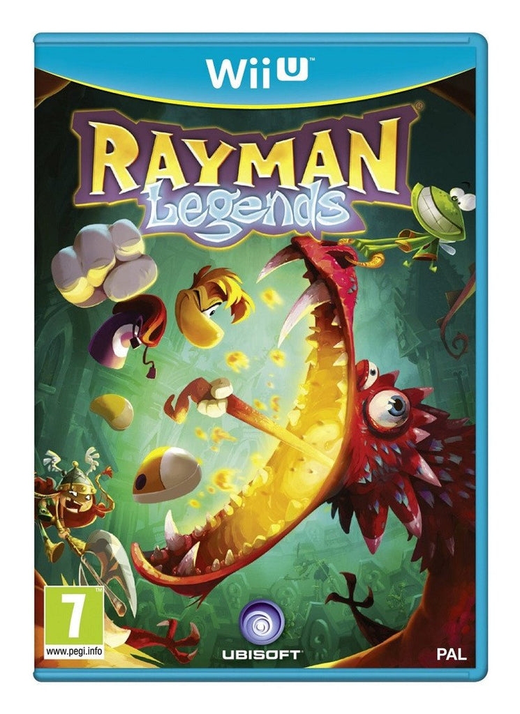 Rayman Legends (Wii U) - Offer Games