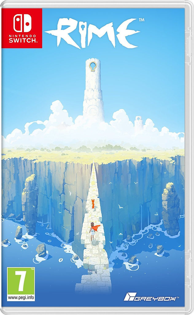 RiME (Nintendo Switch) - Offer Games