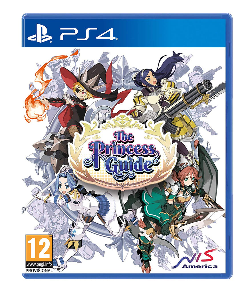 The Princess Guide (PS4) - Offer Games