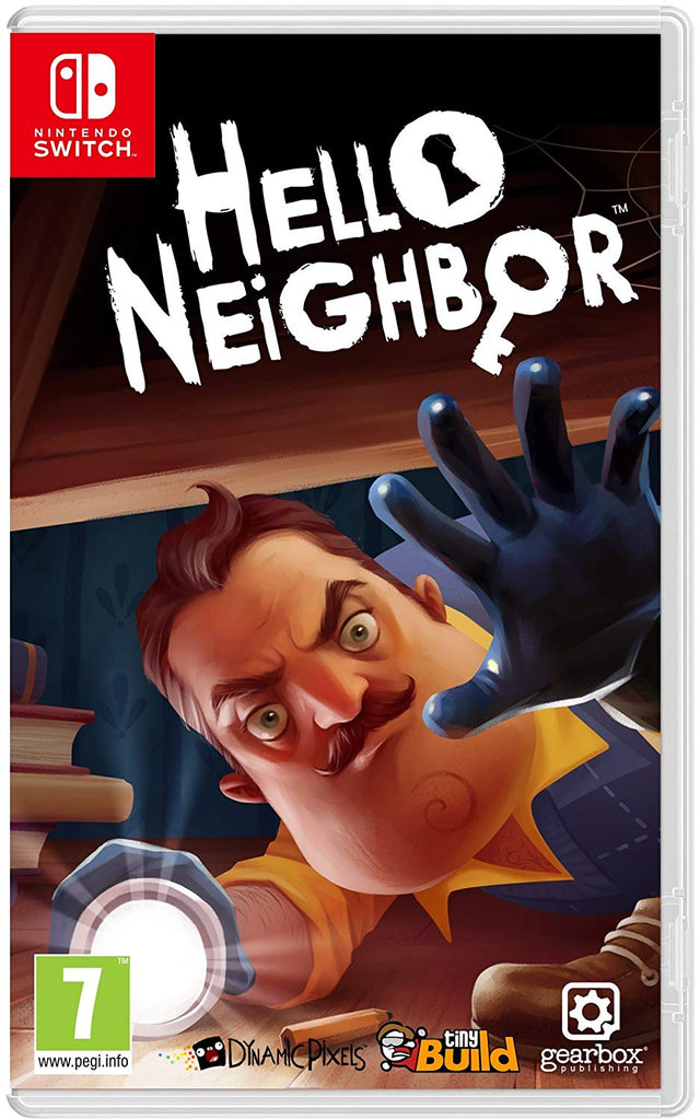 Hello Neighbor (Nintendo Switch) - Offer Games