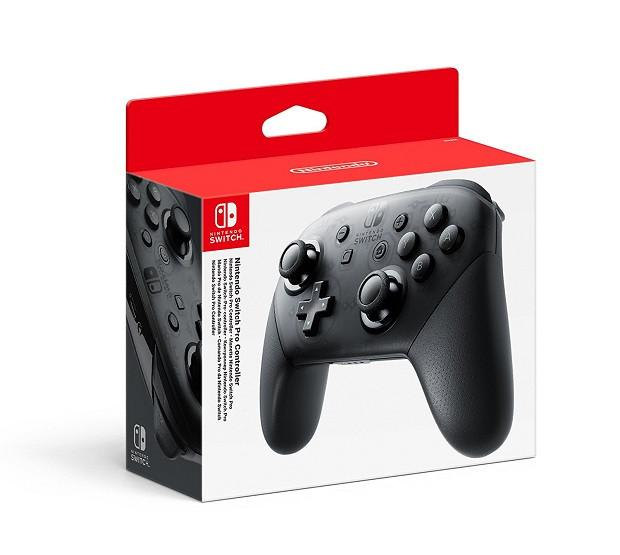 Switch Pro-Controller (Nintendo Switch) - Offer Games