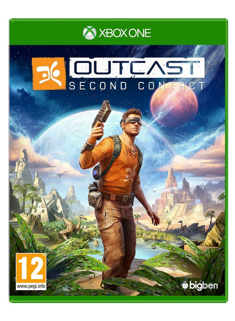 Outcast: Second Contact (Xbox One) - Offer Games