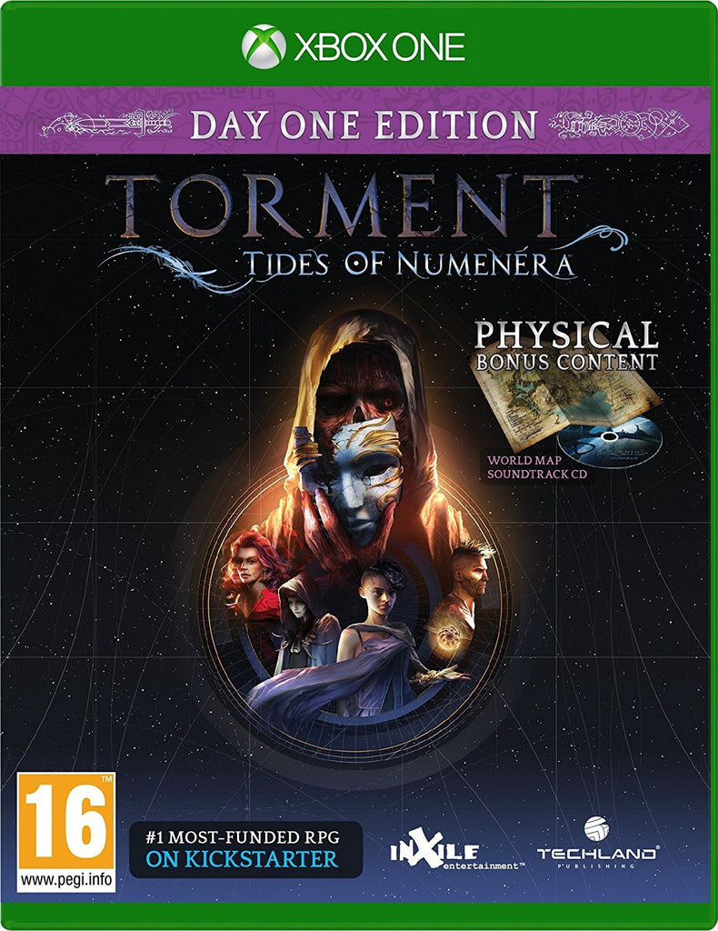 Torment: Tides of Numenera (Xbox One) - GameIN
