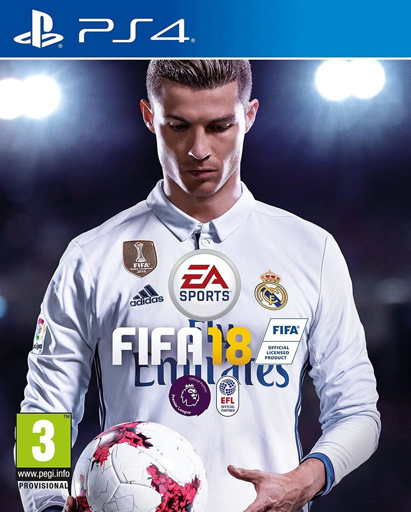 FIFA 18 (PS4) - Offer Games
