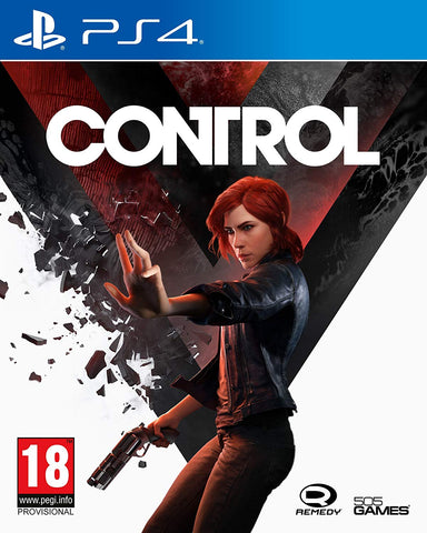 Control (PS4) - Offer Games