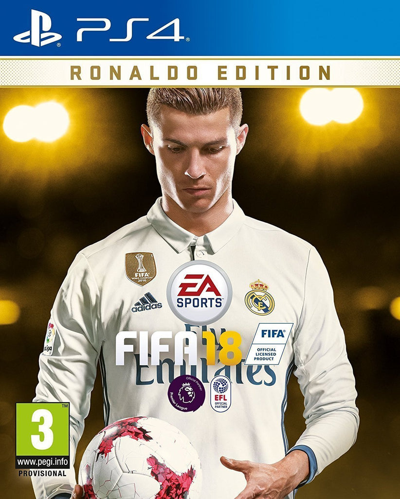 FIFA 18 Ronaldo Edition (PS4) - Offer Games