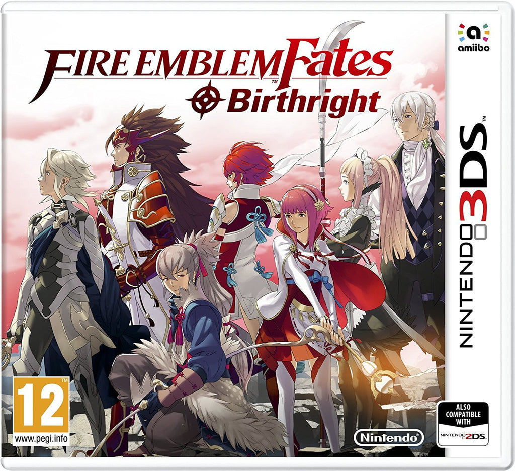 Fire Emblem Fates: Birthright (3DS) - GameIN