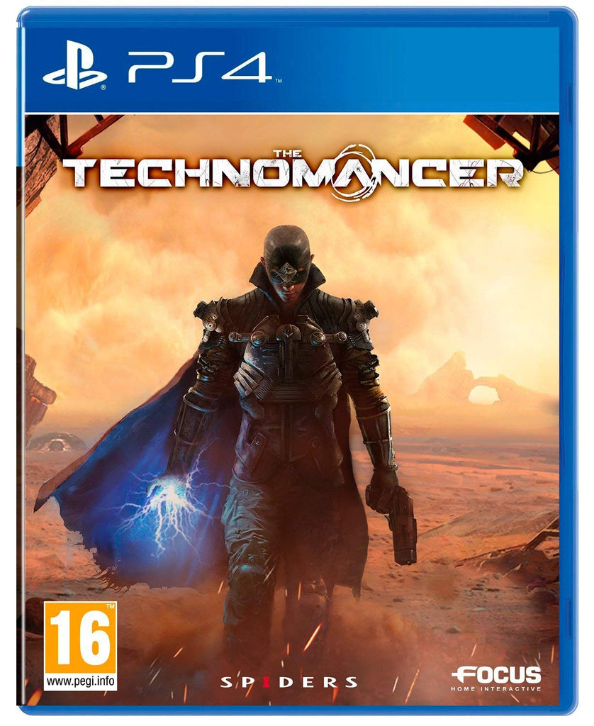 The Technomancer (PS4) - Offer Games