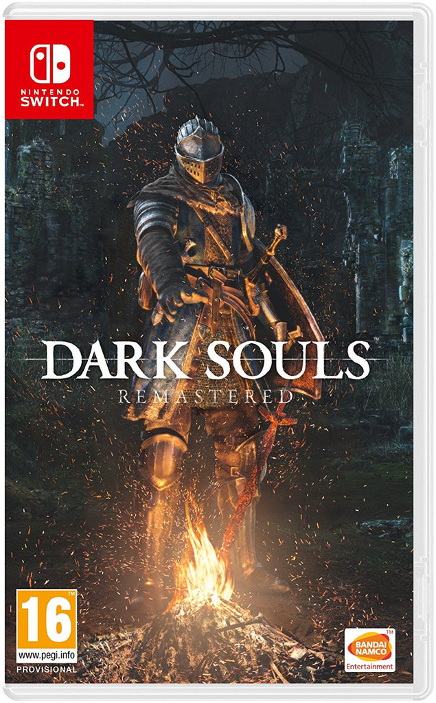 Dark Souls: Remastered (Nintendo Switch) - Offer Games