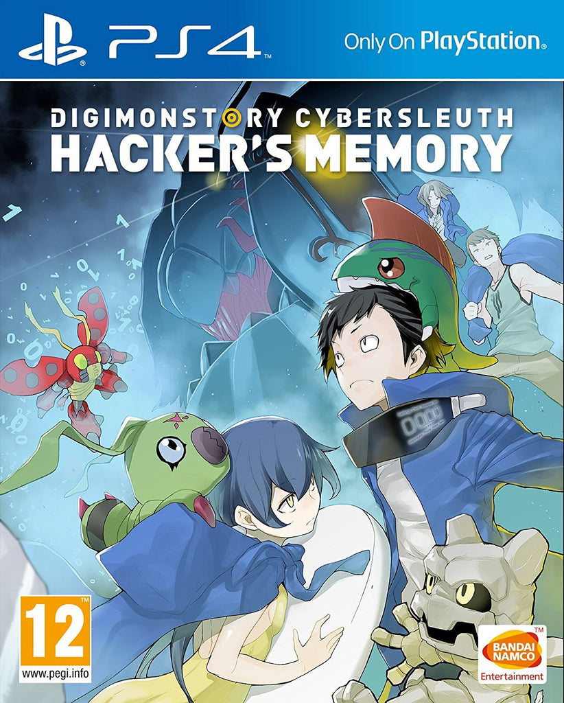 Digimon Story: Cyber Sleuth - Hacker's Memory (PS4) - GameIN
