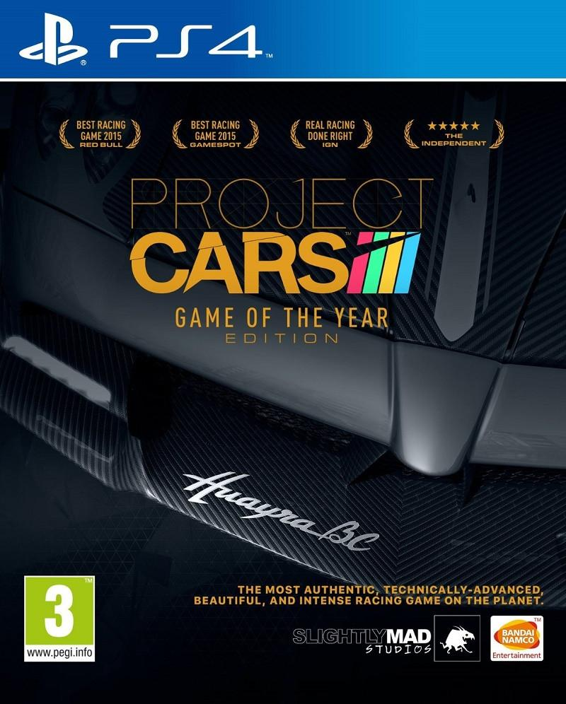 Project CARS - GOTY (PS4) - GameIN