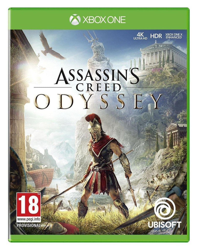 Assassins Creed Odyssey (Xbox One) - Offer Games