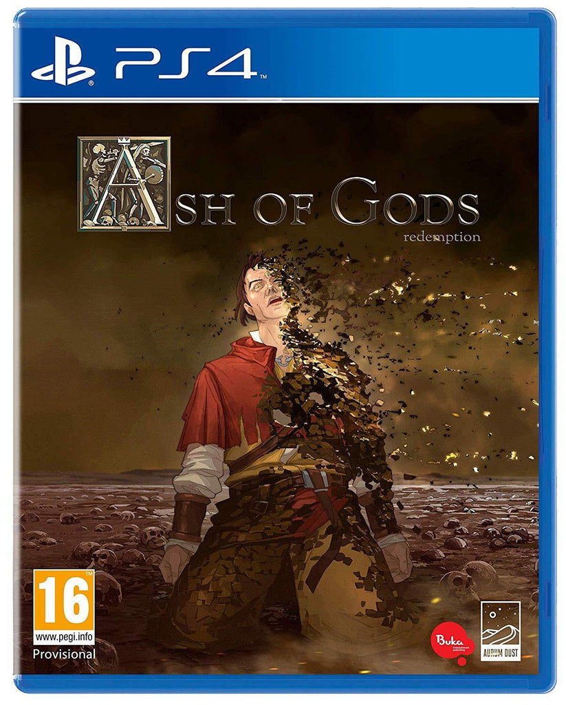 Ash of Gods: Redemption (PS4) - Offer Games