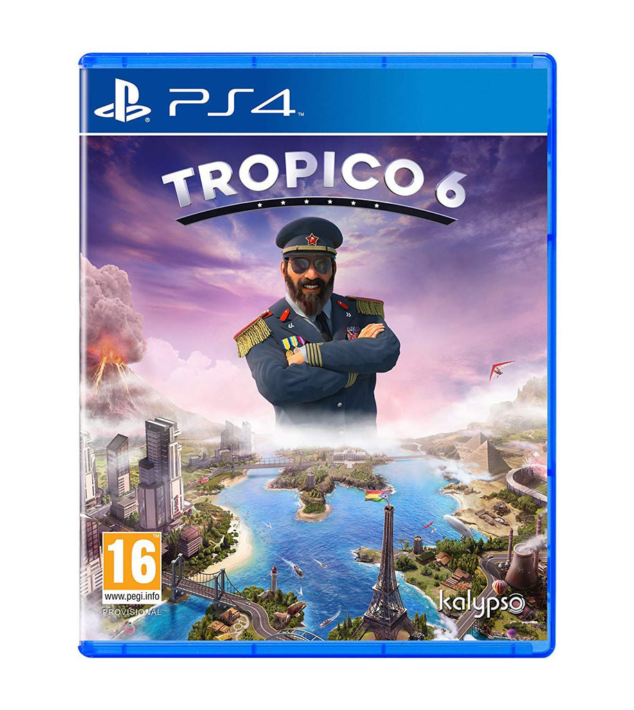 Tropico 6 - El Prez Edtion (PS4) - Offer Games