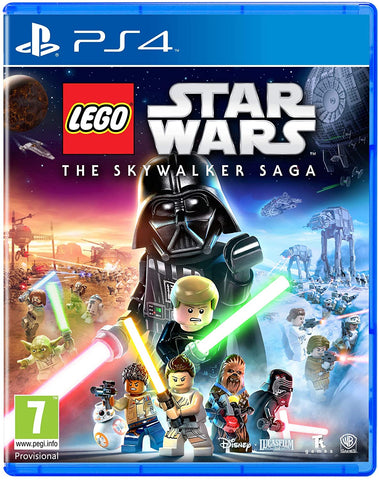 LEGO Star Wars: The Skywalker Saga (PS4)
