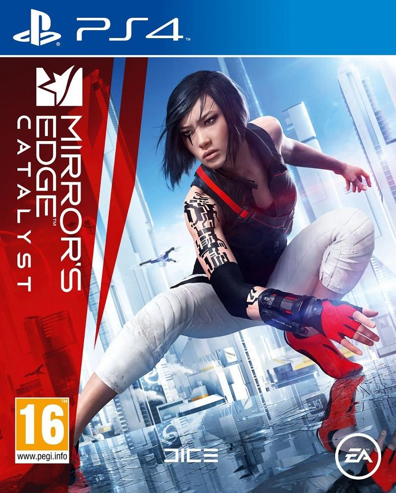 Mirror's Edge Catalyst (PS4) - Offer Games