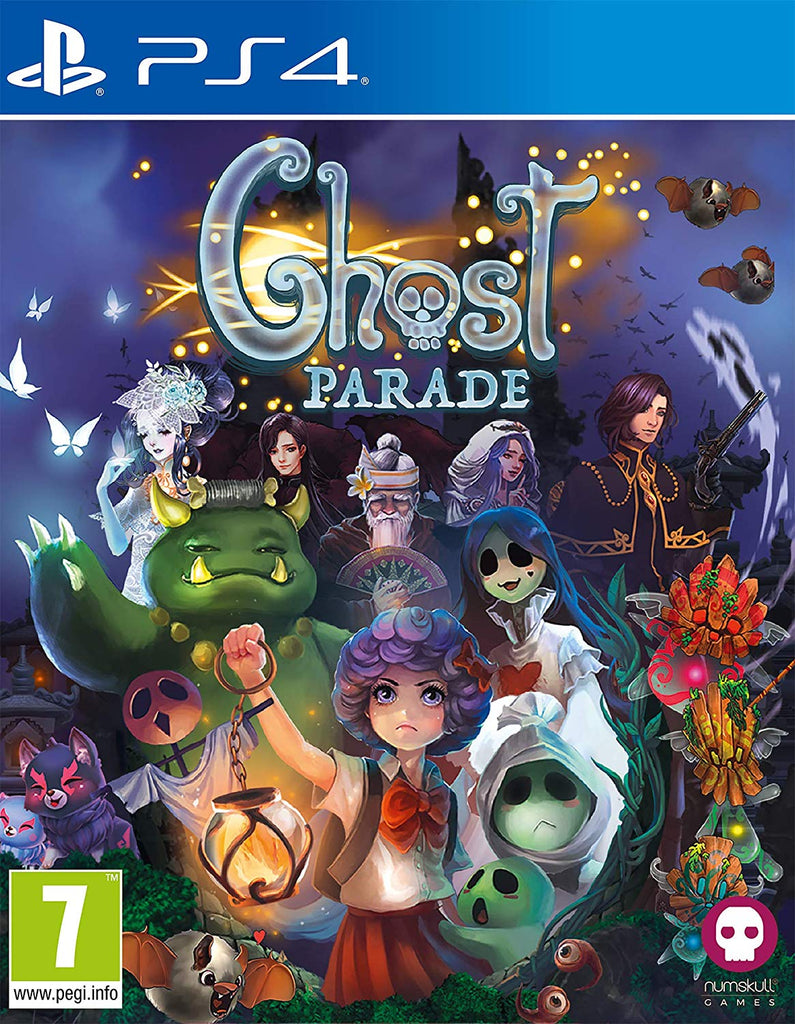 Ghost Parade (PS4) - Offer Games