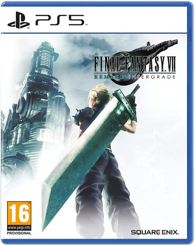 Final Fantasy VII Remake Intergrade (PS5)