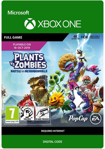 Plants vs. Zombies: Battle for Neighborville (Xbox One Download Code)