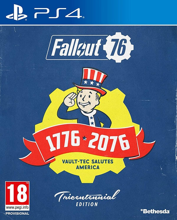Fallout 76 Tricentennial Edition (PS4) - Offer Games